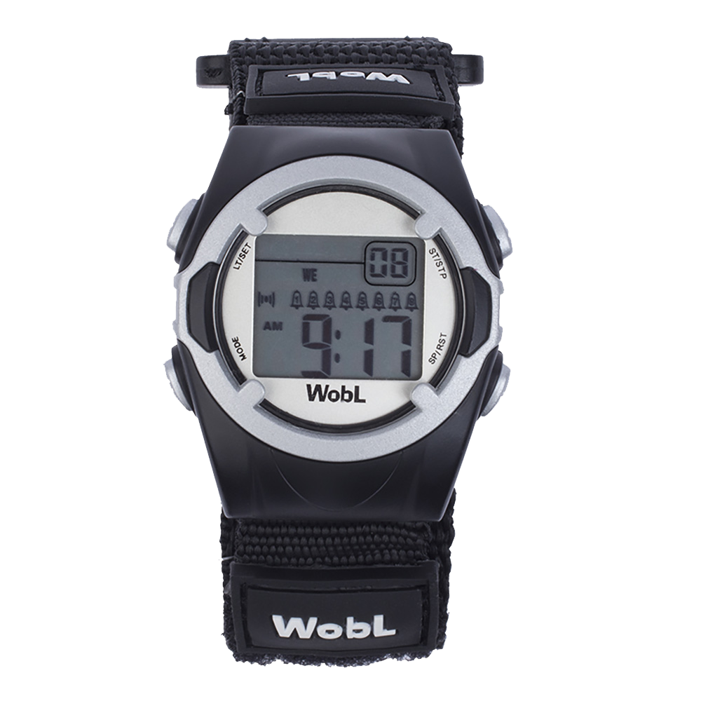 WobL Watch - Black