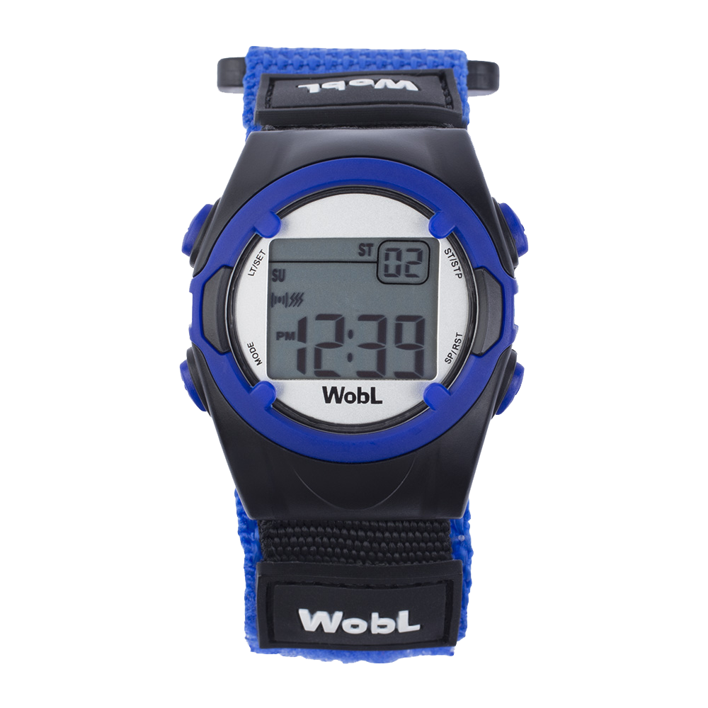 WobL Watch - Blue