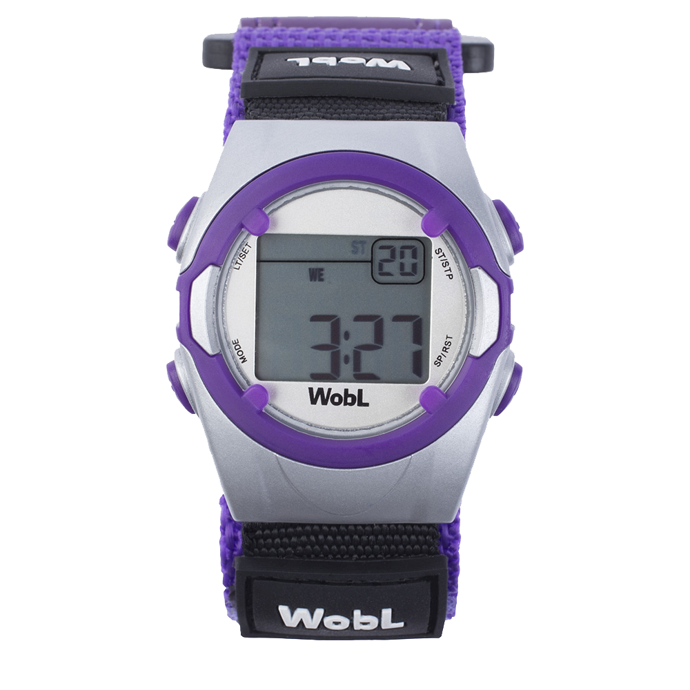 WobL Watch - Purple