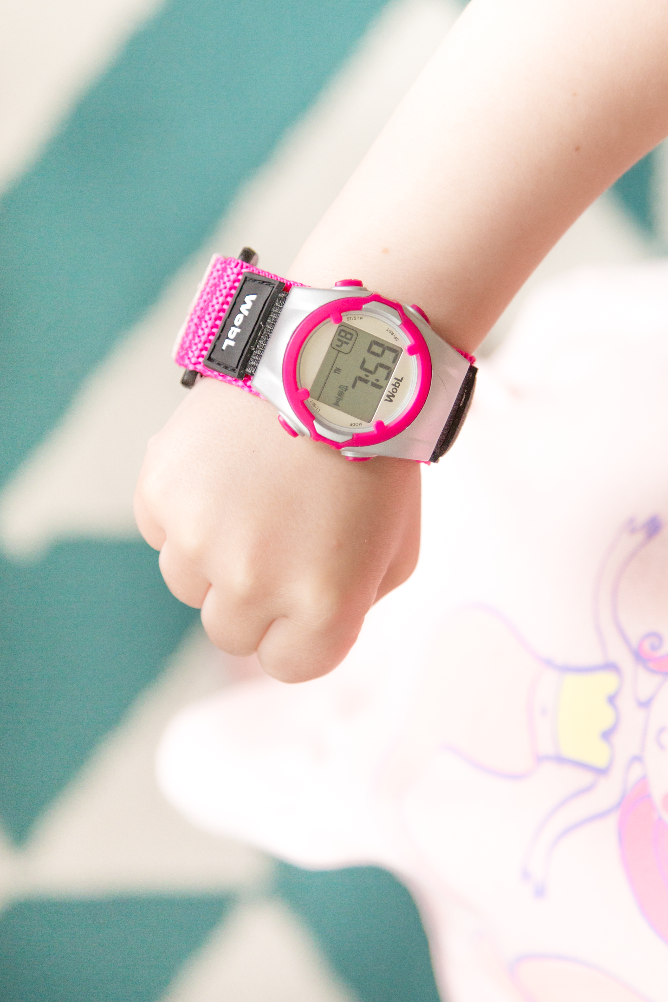 How to set wobl watch